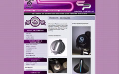 TechStyles USA Website Design Denver Chicago - Chemtech Plastics