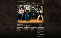 TechStyles USA Website Design Denver Chicago - Novo Photography