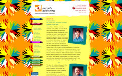 TechStyles USA Website Design Denver Chicago - Potters Publishing