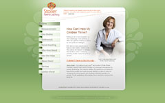 TechStyles USA Website Design Denver Chicago - Stoller Parent Coaching