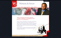 TechStyles USA Website Design Denver Chicago - Winston and Green